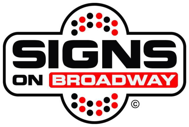 custom signs signs on broadway denver co vinyl business signs